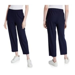 Eileen Fisher Crepe Cropped Pants Size 1X NWT